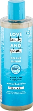 "Fragrances, Perfumes, Cosmetics Shower Gel ""Marine Algae & Eucalyptus"" - Love Beauty&Planet Marine Algae & Eucalyptus Shower Gel"