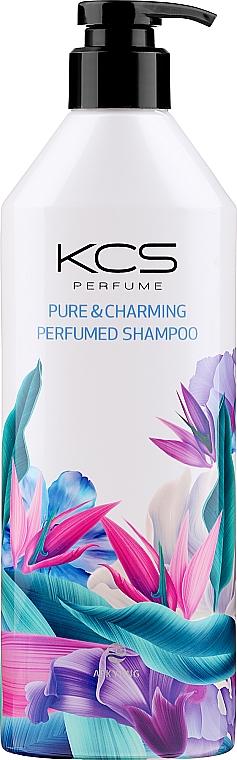 Perfumed Shampoo for Dry & Damaged Hair - KCS Pure & Charming Perfumed Shampoo