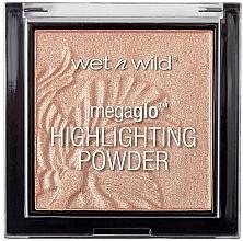 Fragrances, Perfumes, Cosmetics Face Highlighting Powder - Wet N Wild MegaGlo Highlighting Powder