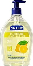 Fragrances, Perfumes, Cosmetics Kitchen Soap - On Line Kitchen Hand Wash Citrus Soap