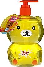 "Fragrances, Perfumes, Cosmetics Kids Shower Gel ""Bear"", vanilla ice cream - Chlapu Chlap Bath & Shower Gel"