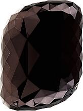 Fragrances, Perfumes, Cosmetics Hair Brush, black - Twish Spiky 4 Hair Brush Diamond Black