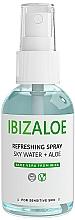 Fragrances, Perfumes, Cosmetics Refreshing Face & Body Water - Ibizaloe Sky Water Aloe Vera