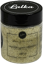 "Fragrances, Perfumes, Cosmetics Body Scrub ""Refreshing Tea"" - Lalka"