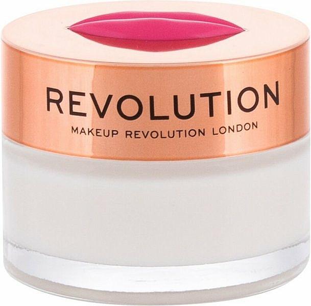 Coconit Lip Balm Mask - Makeup Revolution Kiss Lip Balm Cravin Coconuts