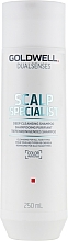 Fragrances, Perfumes, Cosmetics Deep Cleansing Shampoo - Goldwell DualSenses Scalp Specialist Deep Cleansing Shampoo