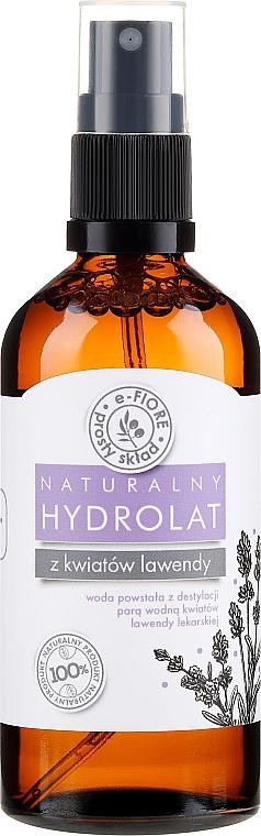 Lavender Flower Hydrolat - E-Fiore Hydrolat