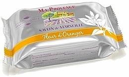 "Fragrances, Perfumes, Cosmetics Marseilles Soap ""Orange"" - Ma Provence Marseille Soap Orange"
