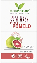 Fragrances, Perfumes, Cosmetics Pink Pomelo Face Mask - Cosnature Beautiful Skin Mask Pink Pomelo
