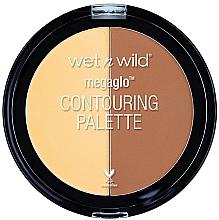 Fragrances, Perfumes, Cosmetics Contouring Palette - Wet N Wild MegaGlo Contouring Palette
