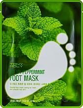 Fragrances, Perfumes, Cosmetics Foot Mask - Tony Moly Fresh Peppermint Foot Mask