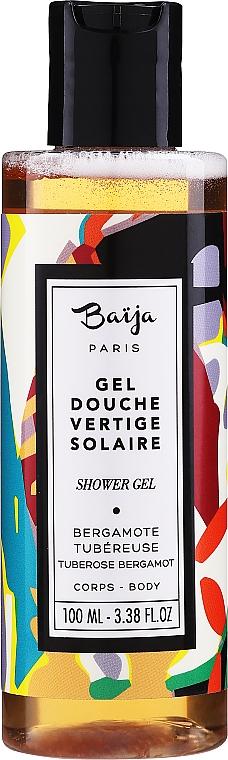 Shower Gel - Baija Vertige Solaire Shower Gel — photo N1
