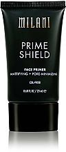 Fragrances, Perfumes, Cosmetics Mattifying Face Primer - Milani Prime Shield Face Primer Mattifying + Pore-minimizing