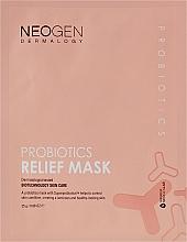 Fragrances, Perfumes, Cosmetics Regenerating Probiotic Mask - Neogen Dermalogy Probiotics Relief Mask