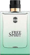 Fragrances, Perfumes, Cosmetics Ajmal Free Spirit - Eau de Parfum