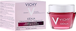 Fragrances, Perfumes, Cosmetics Smoothness and Glow Energizing Cream for Dry Skin - Vichy Idealia Smoothness & Glow Energizing Cream