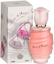 Fragrances, Perfumes, Cosmetics Real Time Love & Rozes - Eau de Parfum