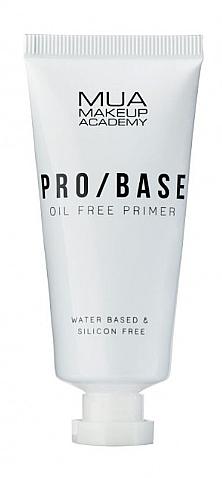 Oil-Free Face Primer - Mua Pro/Base Oil Free Primer