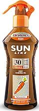 Fragrances, Perfumes, Cosmetics Deep Tanning Oil Spray SPF 30 - Sun Like Deep Tanning Oil SPF 30 Pump