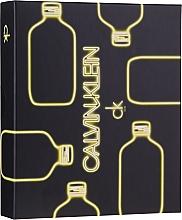 Fragrances, Perfumes, Cosmetics Calvin Klein CK One - Set (edt/50ml + sh/g/100ml)