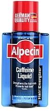 Fragrances, Perfumes, Cosmetics Caffeine Hair Tonic - Alpecin Liquid