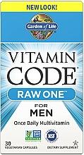 Fragrances, Perfumes, Cosmetics Men's Multivitamins  - Garden of Life Vitamin Code Raw One for Men