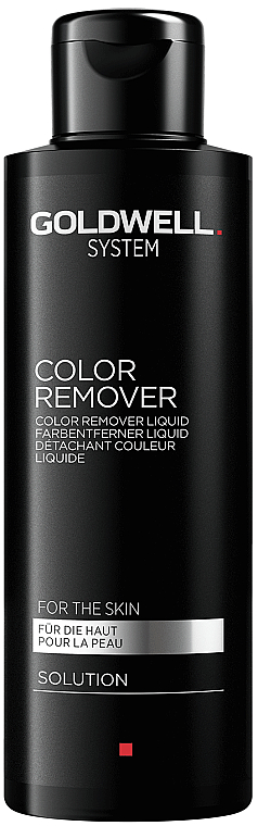 Color Remover Liquid - Goldwell System Color Remover Skin
