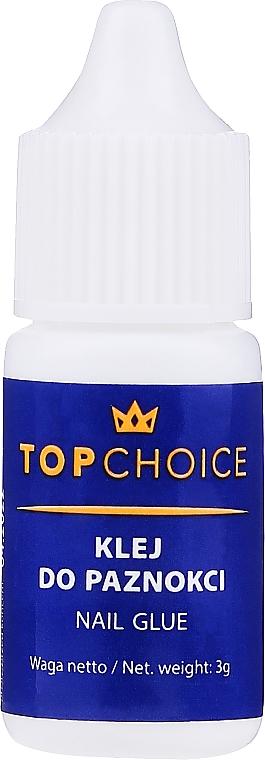 Fake Nails Glue, 7545 - Top Choice