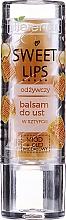 Nourishing Honey & Almond Oil Lip Balm - Bielenda Sweet Lips Nourishing Lip Balm — photo N1