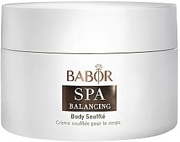 Fragrances, Perfumes, Cosmetics Cream Souffle Body Cream - Babor Balancing Body Souffle