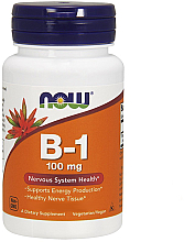 "Fragrances, Perfumes, Cosmetics Vitamin B1 ""Thiamin"", 100 mg - Now Foods Vitamin B1 Tiamin"