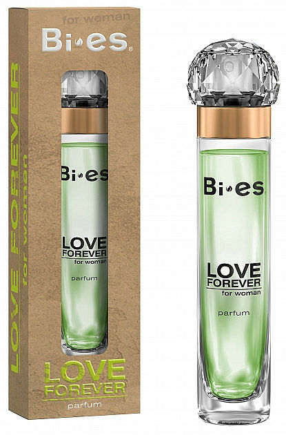 Bi-Es Love Forever Green - Perfume