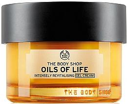 Fragrances, Perfumes, Cosmetics Revitalising Gel Cream - The Body Shop Oils Of Life Intensely Revitalising Gel Cream