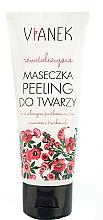 Fragrances, Perfumes, Cosmetics Restoring Peeling Mask - Vianek Mask