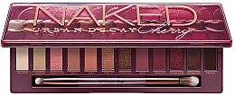 Fragrances, Perfumes, Cosmetics Eyeshadow Palette - Urban Decay Naked Cherry Eyeshadow Palette