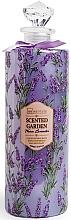 Fragrances, Perfumes, Cosmetics Bubble Bath - IDC Institute Scented Garden Luxury Bubble Bath Warm Lavender