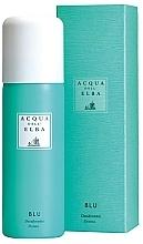 Fragrances, Perfumes, Cosmetics Acqua Dell Elba Blu Donna - Deodorant