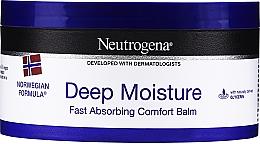 Fragrances, Perfumes, Cosmetics Moisturizing Body Balm - Neutrogena Formula Norweska