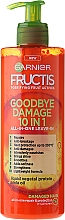 """Fragrances, Perfumes, Cosmetics 10-in-1 Leave-In Care Complex """"Goodbye Damage"""" - Garnier Fructis Goodbye Damage 10in1"""