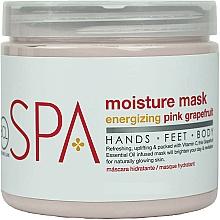 "Fragrances, Perfumes, Cosmetics Body Mask ""Grapefruit"" - BCL Spa Energizing Pink Grapefruit Moisture Mask"