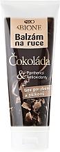 "Fragrances, Perfumes, Cosmetics Hand Balm ""Chocolate"" - Bione Cosmetics Chocolate Hand Restorative Balm"