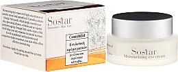 Fragrances, Perfumes, Cosmetics Moisturizing Cannabis Eye Cream - Sostar Cannabisoil Moisturizing Eye Cream of Cannabis Extract