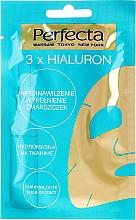 Fragrances, Perfumes, Cosmetics Face Mask - Perfecta 3x Hialuron Face Mask