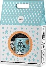 Fragrances, Perfumes, Cosmetics Set - Yope Winter Cookies (sh/gel/400ml + l/soap/500ml + b/balm/300ml)