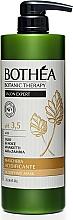 Fragrances, Perfumes, Cosmetics Oxidizing Manchetti Nut Oil Hair Mask - Bothea Botanic Therapy Acidifying Mask pH 3.5