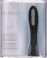 Fragrances, Perfumes, Cosmetics Replaceable Brush Head - Foreo Issa Hybrid Brush Head Cool Black