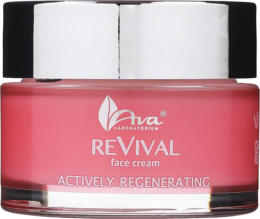 Regenerating Facial Cream - Ava Laboratorium Revival