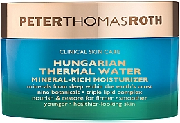 Fragrances, Perfumes, Cosmetics Moisturizing Face Cream - Peter Thomas Roth Hungarian Thermal Water Mineral-Rich Moisturizer