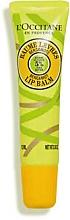 Fragrances, Perfumes, Cosmetics Lip Balm with Shea Butter and Bergamot - L'Occitane Shea Butter Bergamot Lip Balm