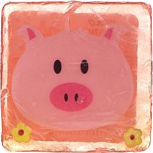 "Fragrances, Perfumes, Cosmetics Glycerin Soap ""Little Pig"" - Chlapu Chlap Glycerine Soap"